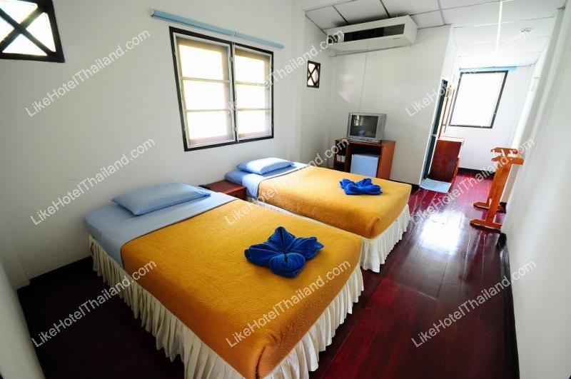 บ้านทรายเงิน 2 ห้องนอน เตียงคู่ 3 ห้องน้ำ 1 ห้องรับแขก
