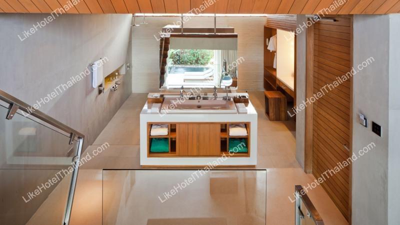 Duplex Pool Suite