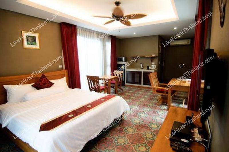 รูปของโรงแรม โรงแรม เดอะ รมณ์ วิลล่า