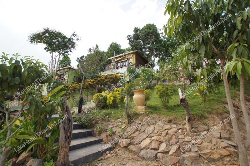 รูปของโรงแรม โรงแรม อิงหมอก สวนผึ้ง ราชบุรี