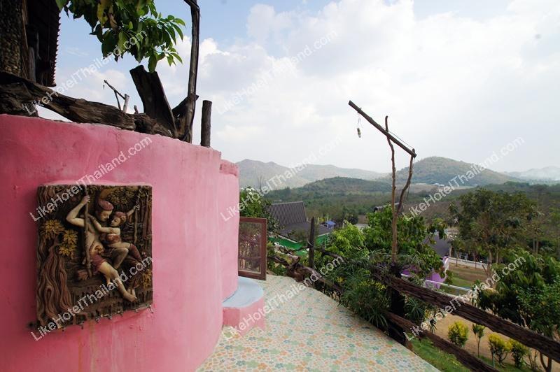 โรงแรม อิงหมอก สวนผึ้ง ราชบุรี