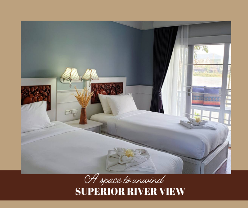 Superior River View Room