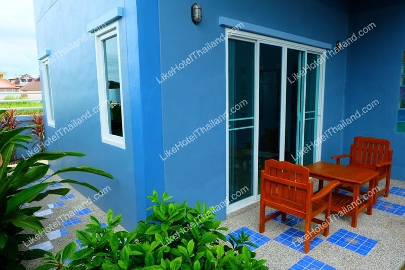 รูปของโรงแรม โรงแรม บ้านใกล้วัง ซีทะเล หัวหิน ( 4 ห้องนอน ปิ้งย่างได้ Free Wifi )