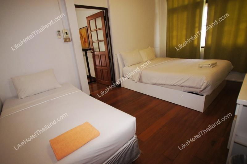 รูปของโรงแรม โรงแรม บ้านใกล้วัง ขาวเขียว หัวหิน ( ทำปิ้งย่าง บาร์บีคิวได้ )