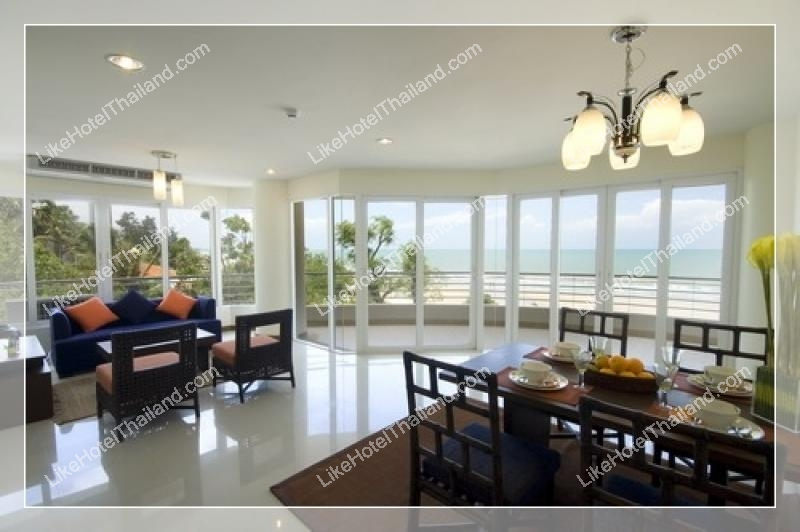 2BR Beach Front View