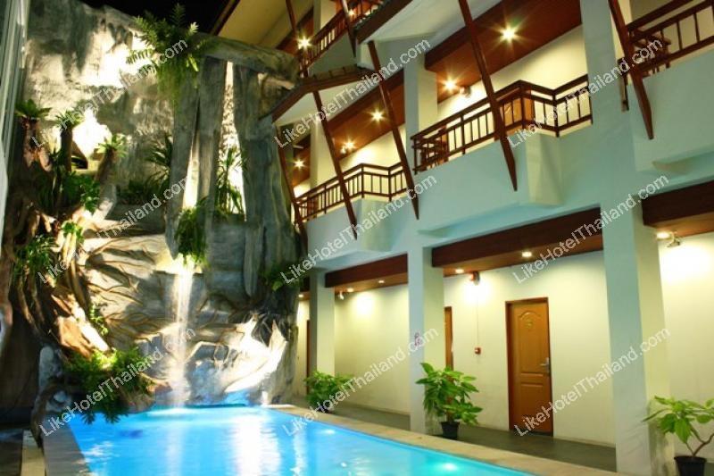 โรงแรม วีเวิร์บ เซอร์วิสอพาร์ทเมนท์