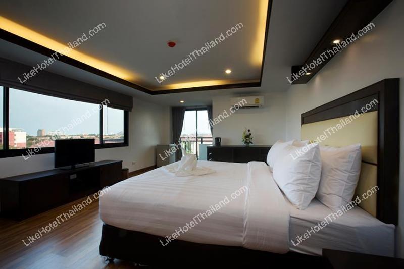 โรงแรม อินิเชียล หัวหิน (ที่พักใกล้โรงพยาบาลกรุงเทพ หัวหิน)