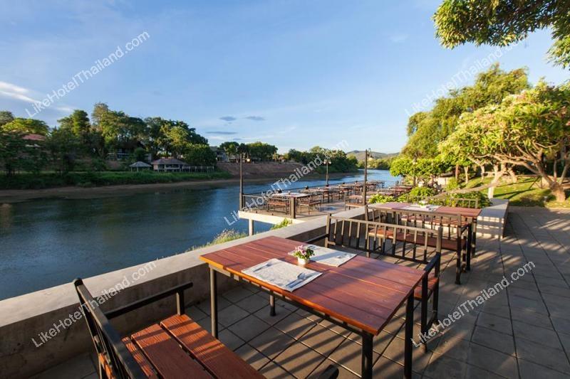 โรงแรม รอยัล ริเวอร์แคว รีสอร์ท แอนด์ สปา กาญจนบุรี
