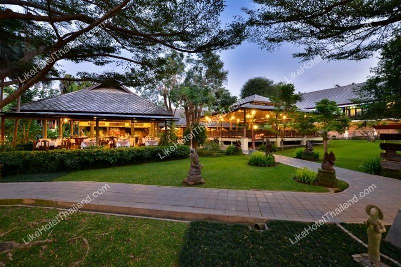 รูปของโรงแรม โรงแรม รอยัล ริเวอร์แคว รีสอร์ท แอนด์ สปา กาญจนบุรี