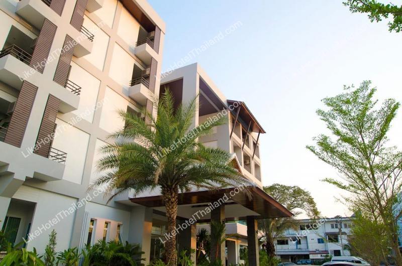 โรงแรม กรีน โฮเต็ล แอนด์ รีสอร์ท ขอนแก่น