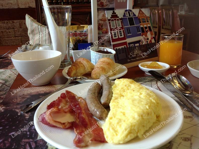 รูปของโรงแรม โรงแรม ซานพาเรนี เชียงใหม่ - สไตล์ยุโรป มีกาแฟ เค้ก รสเลิศ