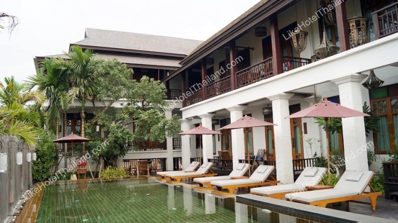 โรงแรม เดอะ บาลโคนี่ เชียงใหม่ วิลเลจ - ใกล้เซ็นทรัลเฟสติวัล เชียงใหม่