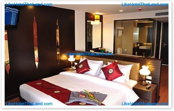 รูปของโรงแรม โรงแรม  รอยัล ไทย พาวิลเลี่ยน จอมเทียน บีช