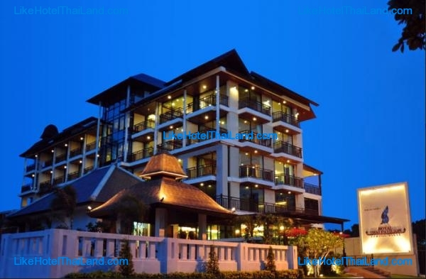 โรงแรม  รอยัล ไทย พาวิลเลี่ยน จอมเทียน บีช