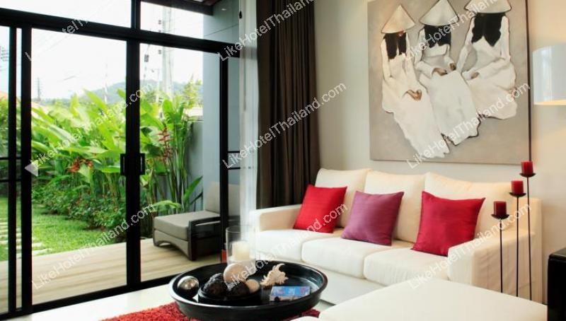 รูปของโรงแรม โรงแรม ทู วิลล่าส์ ฮอลิเดย์ ภูเก็ต โอนิกส์สไตล์