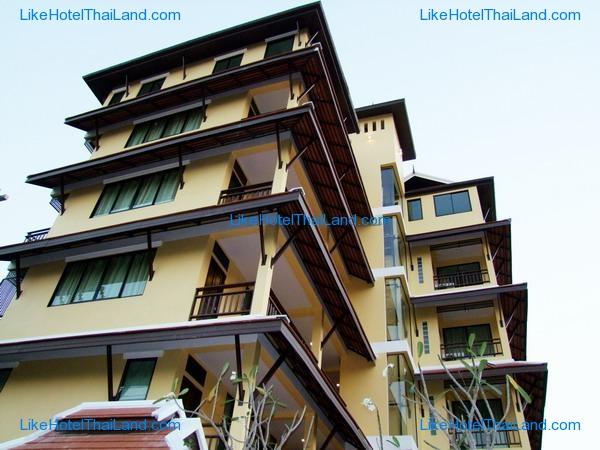 โรงแรม เชียงใหม่ ช้างไทยเฮ้าส์