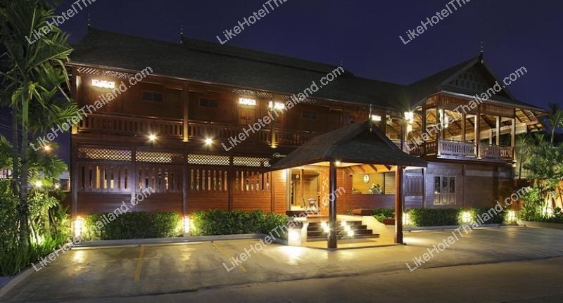 รูปของโรงแรม โรงแรม บ้านอยู่สบาย บูติค เฮาส์ เชียงใหม่