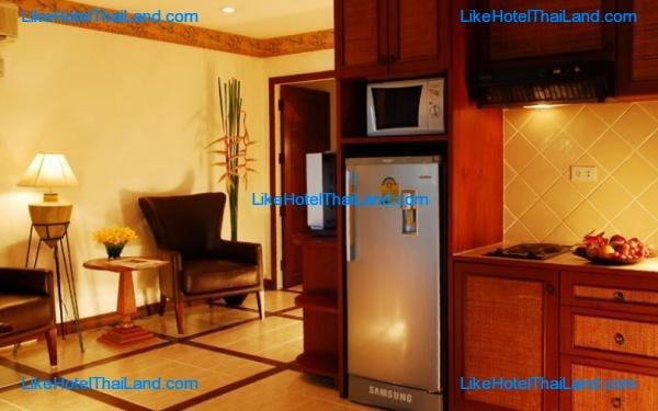 รูปของโรงแรม โรงแรม โนวาปาร์ค แอนด์  เซอร์วิสอพาร์ทเมนท์ พัทยา