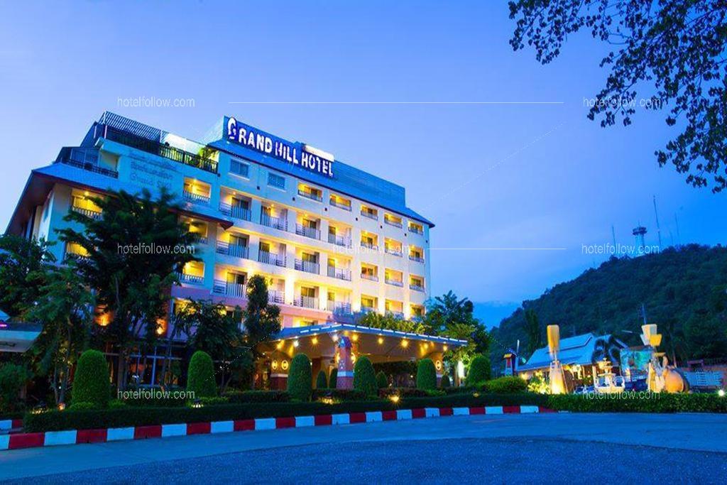 โรงแรม แกรนด์ฮิลล์ รีสอร์ท แอนด์ สปา นครสวรรค์