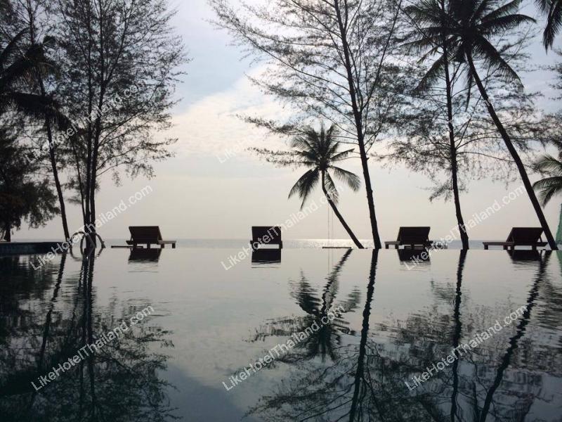 โรงแรม พบทะเล รีสอร์ท ตราด { รีสอร์ทติดทะเล หาดส่วนตัว }
