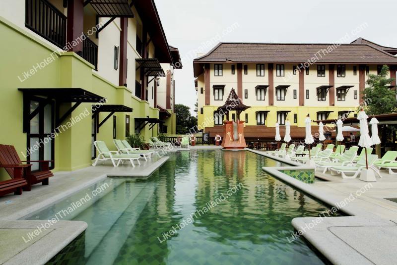 รูปของโรงแรม โรงแรม เดอะภูลิน รีสอร์ท