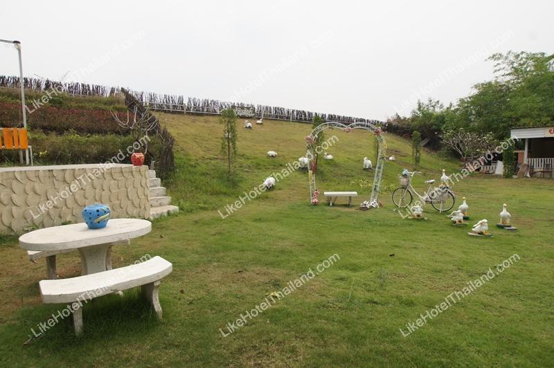รูปของโรงแรม โรงแรม บ้านต้นน้ำ รีสอร์ท สวนผึ้ง