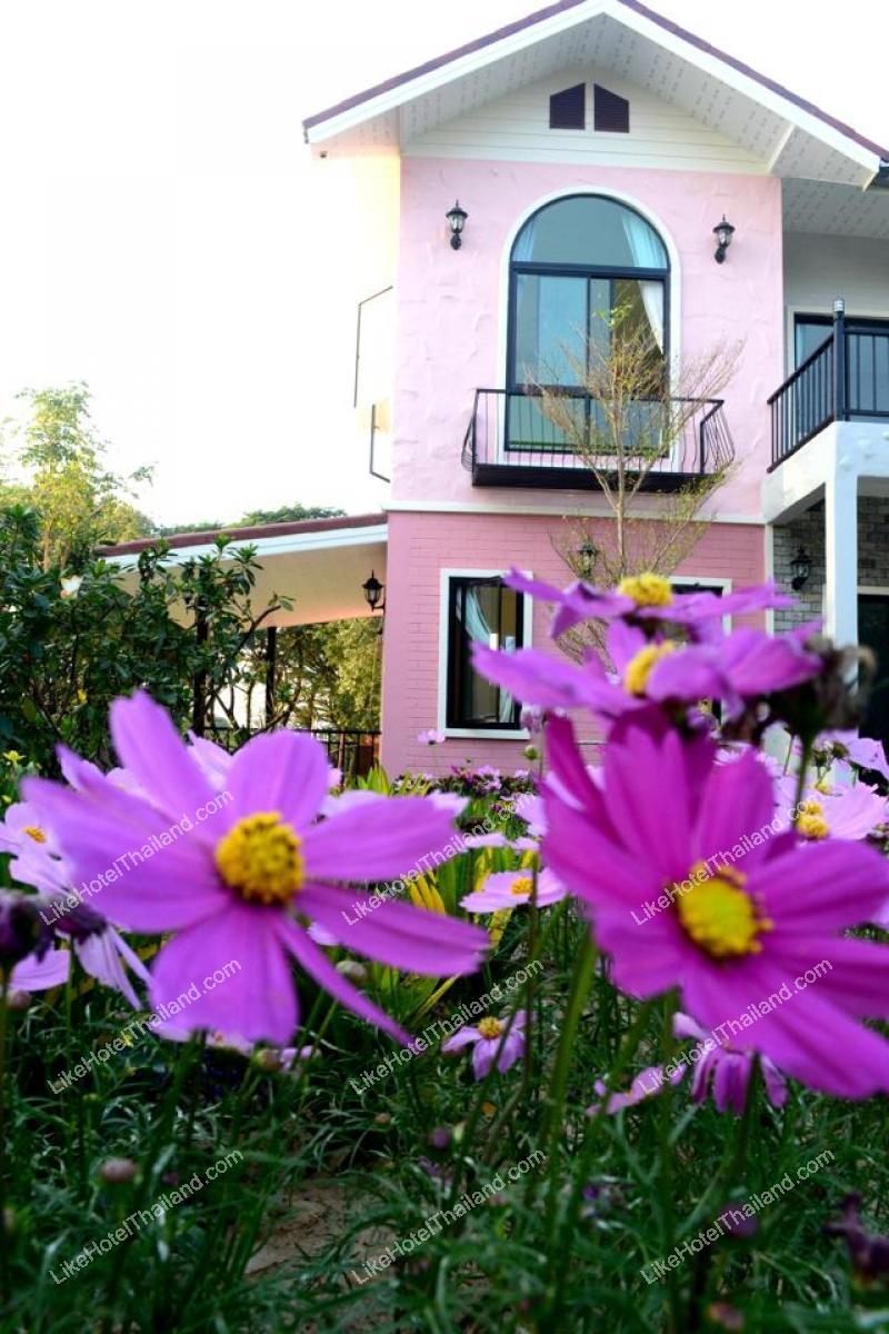 โรงแรม เดอะ ฮาร์โมนี่ รีสอร์ท สวนผึ้ง {ที่พักสวนผึ้งติดริมแม่น้ำภาชี}