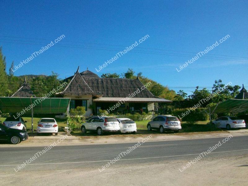 รูปของโรงแรม โรงแรม ตะวันอันดา (ชื่อเดิม ลิตเติ้ล ฮัท สวนผึ้ง รีสอร์ท)