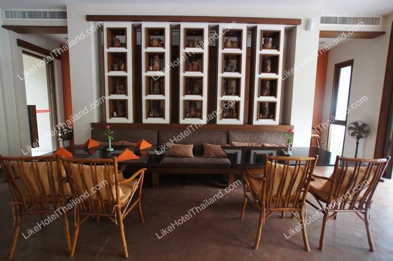 รูปของโรงแรม โรงแรม สิบแสน รีสอร์ท แอนด์สปา แม่แตง ชื่อเดิม  รวี วารี รีสอร์ท แอนด์ สปา เชียงใหม่