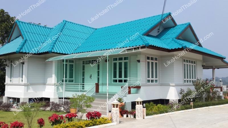 โรงแรม บ้านระเบียงหมอก ราชบุรี