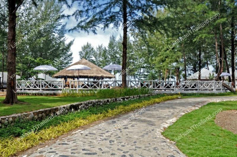 รูปของโรงแรม โรงแรม เซนซิมาร์เขาหลัก บีชฟร้อน รีสอร์ท