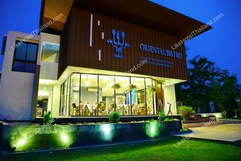 รูปของโรงแรม โรงแรม ดิ โอเรียนทอล บีช รีสอร์ท