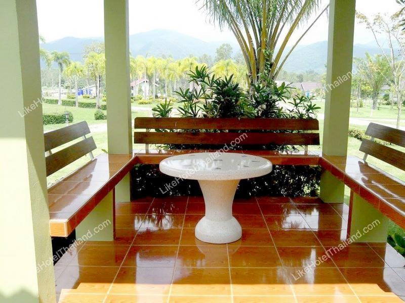 รูปของโรงแรม โรงแรม ตะนาวศรี แอนด์ ครีคไซด์ สวนผึ้ง
