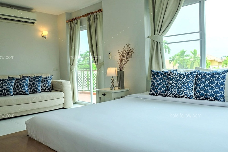 2BR Blu Pool Villa