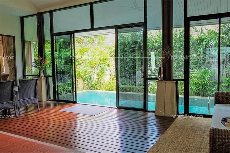3 BR Blu Pool Villa