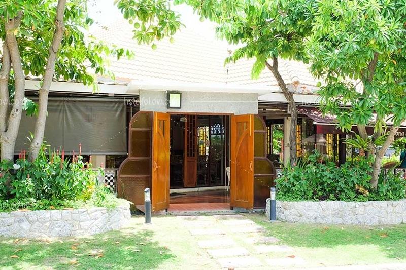 รูปของโรงแรม โรงแรม บลู มารีน หัวหิน รีสอร์ท (ชื่อเดิม บ้านอิศรา รีสอร์ท)