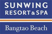 รูปโลโก้ ของ โรงแรม ซันวิง รีสอร์ท แอนด์ สปา หาดบางเทา