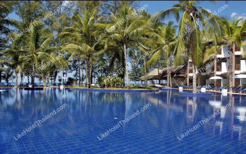 รูปของโรงแรม โรงแรม ซันวิง รีสอร์ท แอนด์ สปา หาดบางเทา