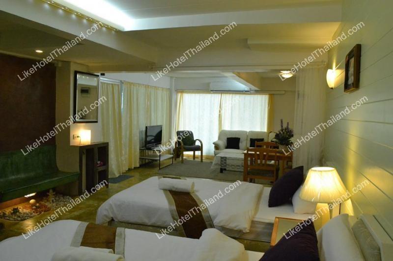รูปของโรงแรม โรงแรม อี๊ด บูทีค หัวหิน (ชื่อเดิม เบดไทม์ หัวหิน)