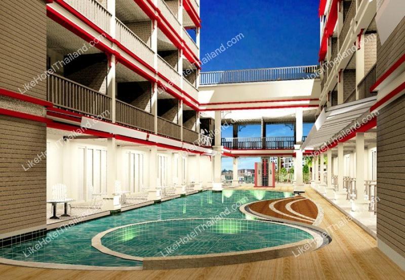 รูปของโรงแรม โรงแรม ดี วารี ดีว่า เคียงหาด บีช