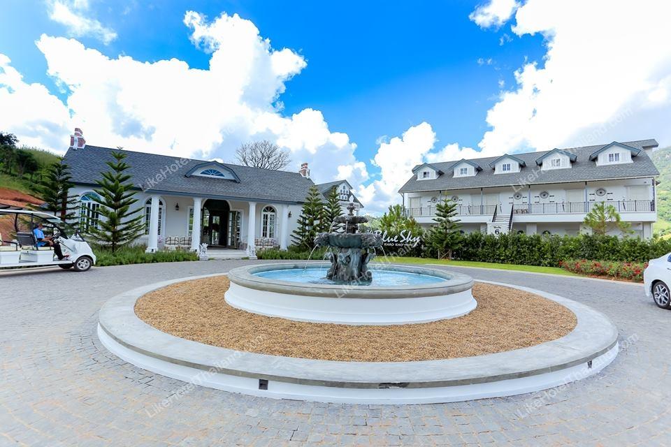 รูปของโรงแรม โรงแรม เดอะบลูสกาย รีสอร์ท เขาค้อ เพชรบูรณ์