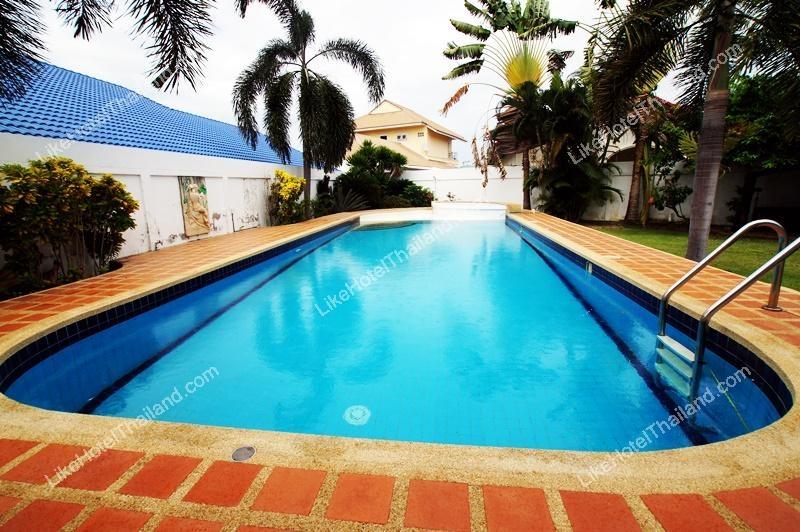 โรงแรม จุฬาเฮาส์ หัวหินพูลวิลล่า ( 3 ห้องนอน มี Pool Villa สระส่วนตัว ทำอาหารได้)