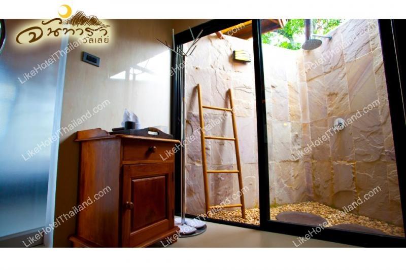 รูปของโรงแรม โรงแรม จันทารา วัลเล่ย์ รีสอร์ท { บ้านพักเป็นหลัง ใกล้เขาแผงม้า }