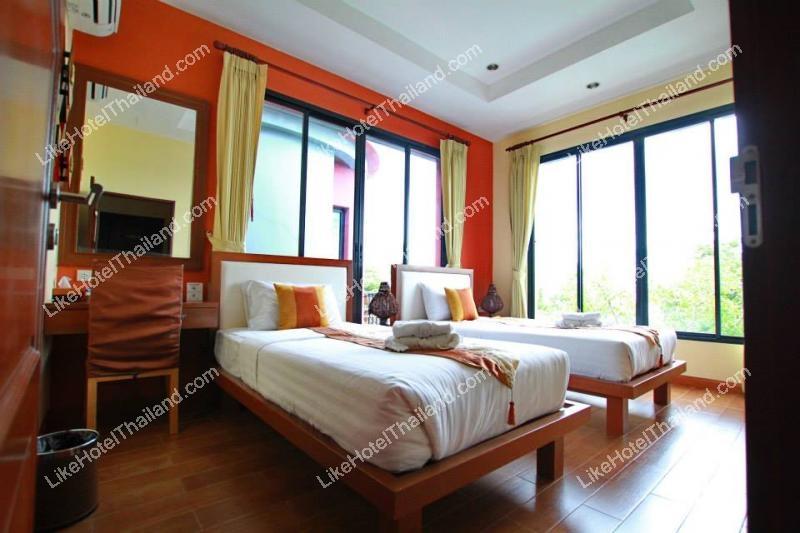 รูปของโรงแรม โรงแรม ปราณธารา รีสอร์ท (ุบ้านพักปราณบุรี 6 ห้องนอน มีสระว่ายน้ำ ทำอาหาร)