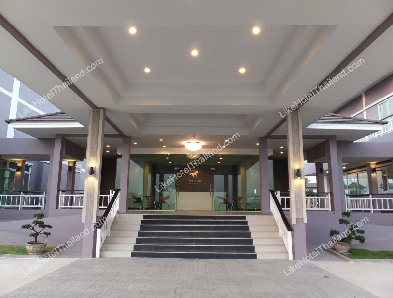 โรงแรม เดอะ คาวาลิ คาซ่า รีสอร์ท อยุธยา