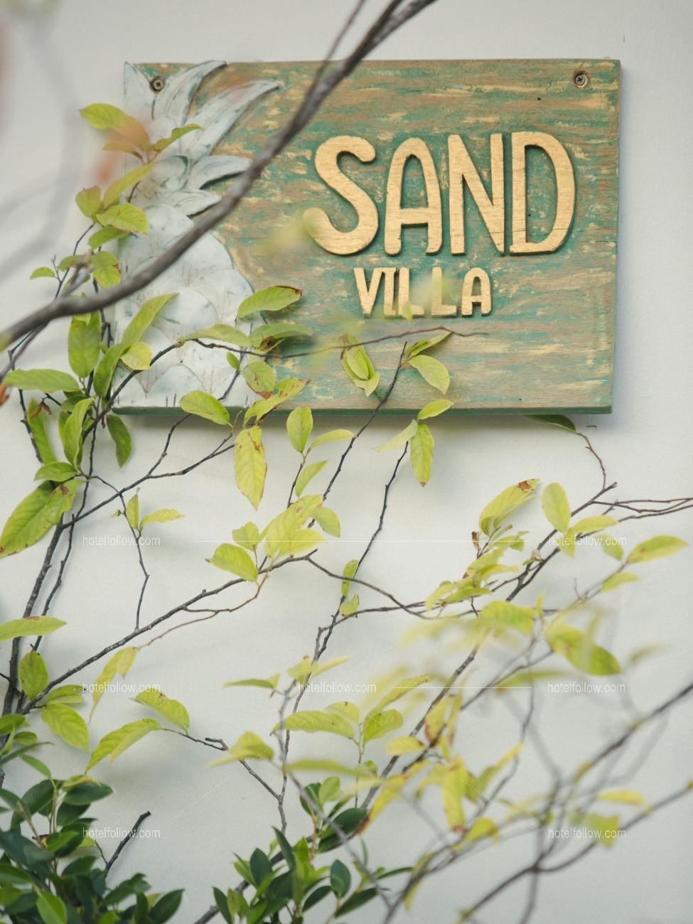Villa Sand 4 BR