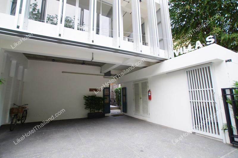 รูปของโรงแรม โรงแรม บ้านพูลเอส ตะเกียบพูลวิลล่า หัวหิน ( 8  ห้องนอน มีสระว่ายน้ำ จากุชชี่ส่วนตัว ปิ้งย่างได้)