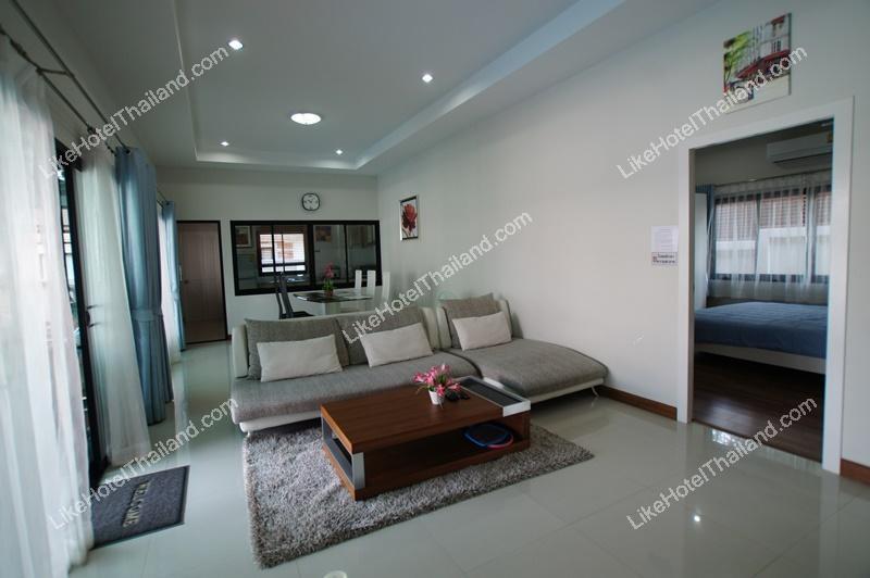 รูปของโรงแรม โรงแรม บ้านชัยรัตน์ หัวหิน พูลวิลล่า {สระส่วนตัว 4 นอน 4 น้ำ ปิ้งย่างทำอาหารได้ ฟรี wifi}