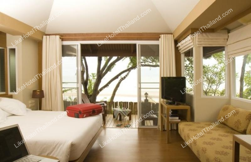 รูปของโรงแรม โรงแรม เวอร์แรนด้า ลอดจ์ หัวหิน ( บ้านพักเป็นหลังติดทะเล )