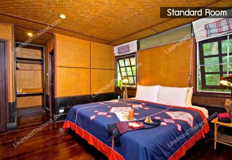 รูปของโรงแรม โรงแรม ม้งฮิลไทร์ป ลอดจ์ แม่ริม เชียงใหม่